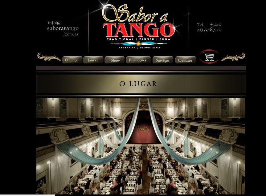 Società Italia Unita Sabor a Tango