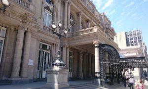 La belleza del Teatro Colón.