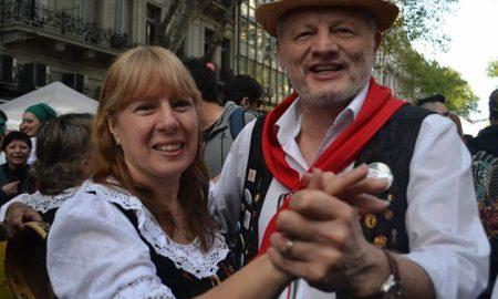 Vicente conserva tutte le tradizioni imparate della sua famiglia italiana. Intervista a Vicente D'Urso