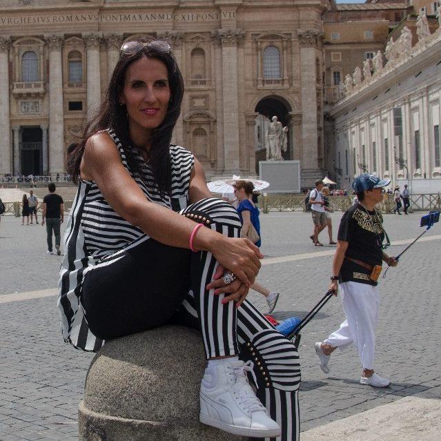 Anna Luana Tallarita ha avuto modo e occasione di poter viaggiare e vedere e studiare tutta Italia
