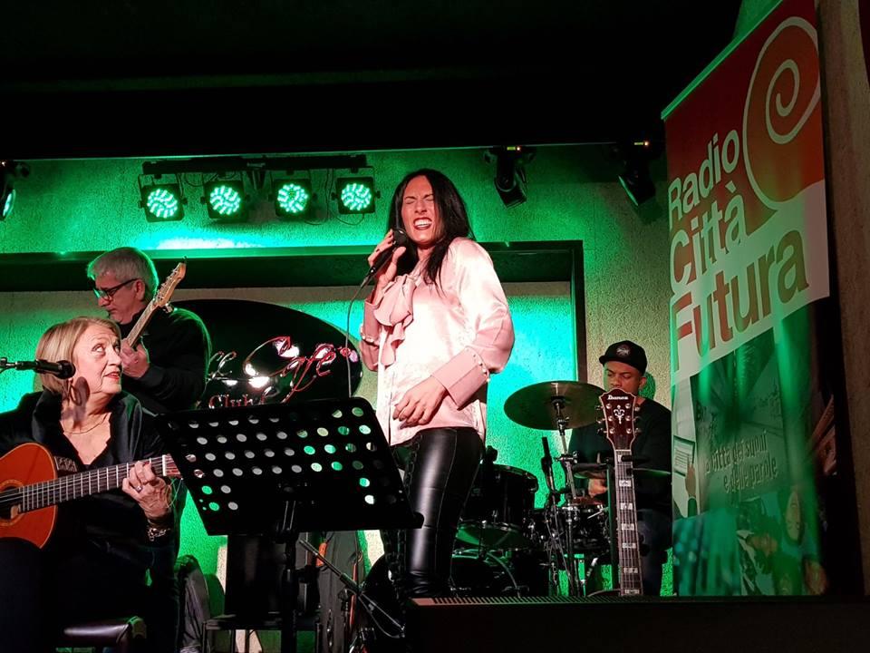 Il rapporto di Anna Luana Tallarita con il jazz è iniziato quasi per caso.