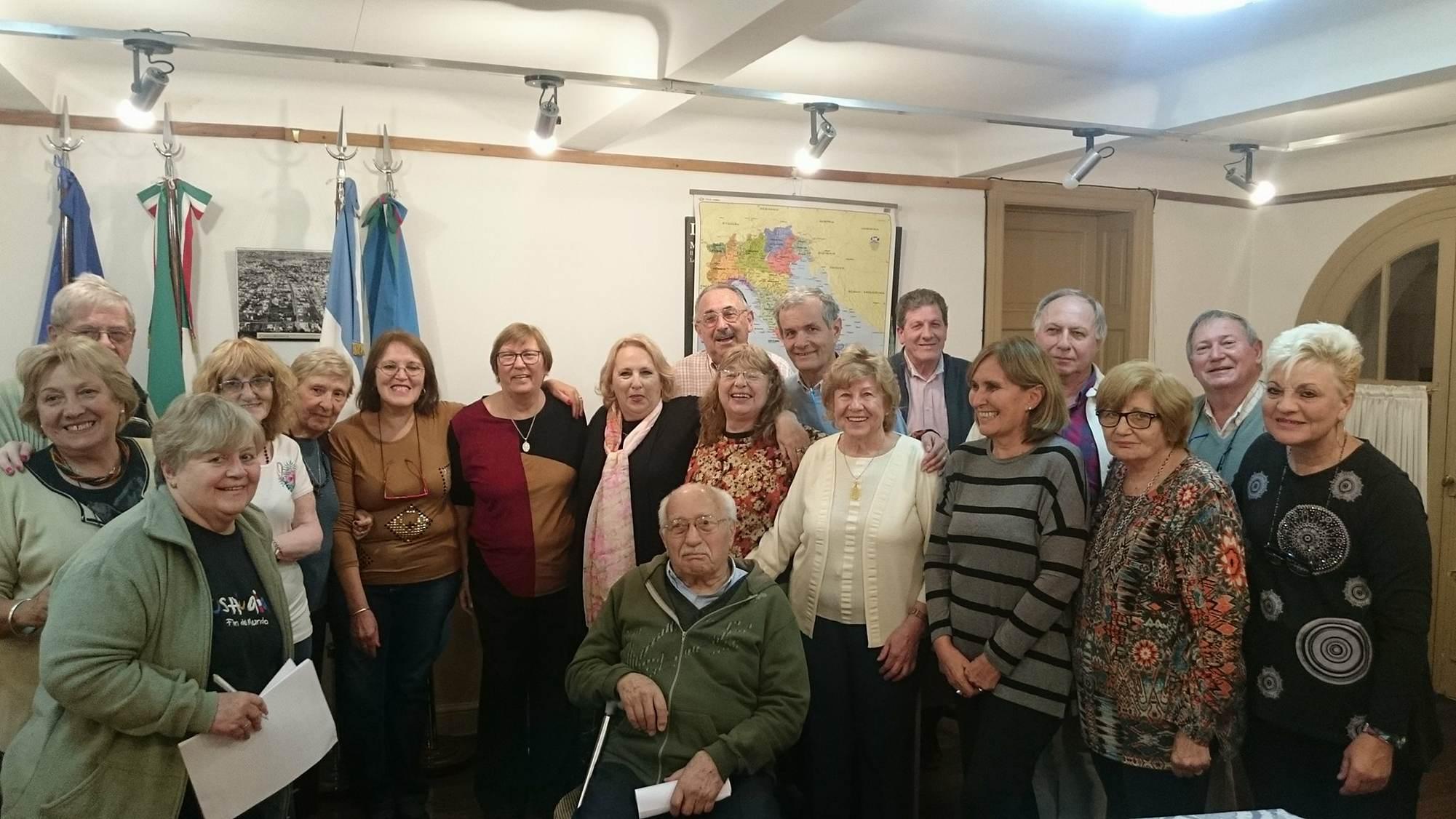 L'ENITAS ha la sua sede Sociale a Lomas de Zamora. Bianca Amici. ENITAS Lomas de Zamora