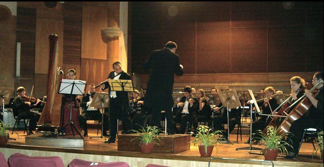 Il Concerto di Tito Ciccarese all'Argentina sarà nel 2019.