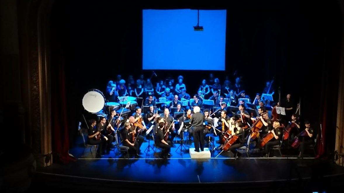 Concerto di Natale al Teatro Coliseo organizzato per il COMITES