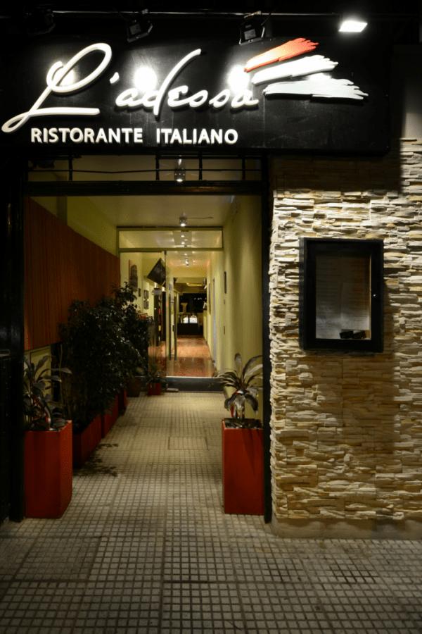 L'Adesso Ristorante si trova nel quartiere di Palermo