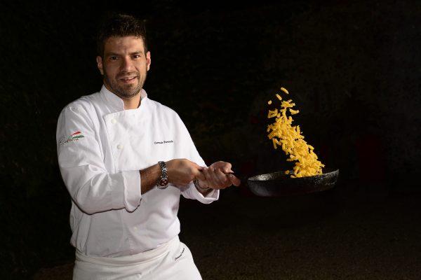 Leonardo Fumarola chef