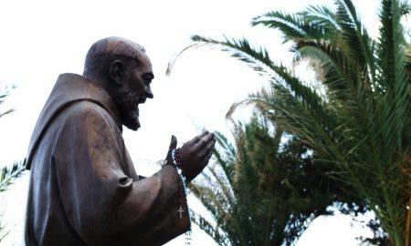 El corazón del Padre Pío visita la Argentina el mes de abril.