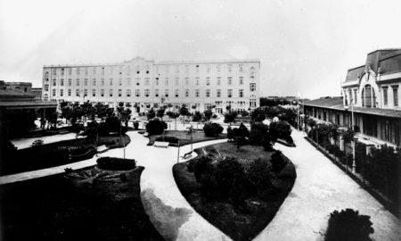 Hotel de los inmigrantes.