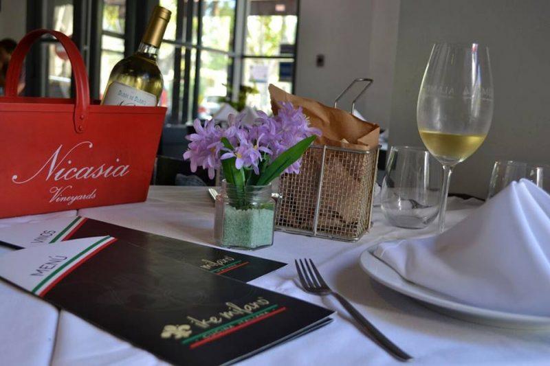 Cocina italiana. Ike Milano