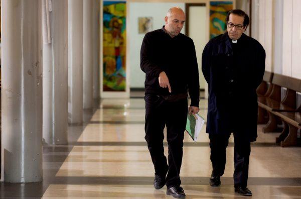 Vincenzo Marra - Il regista spiega che ha scelto di fare questo film perché ce l'aveva dentro