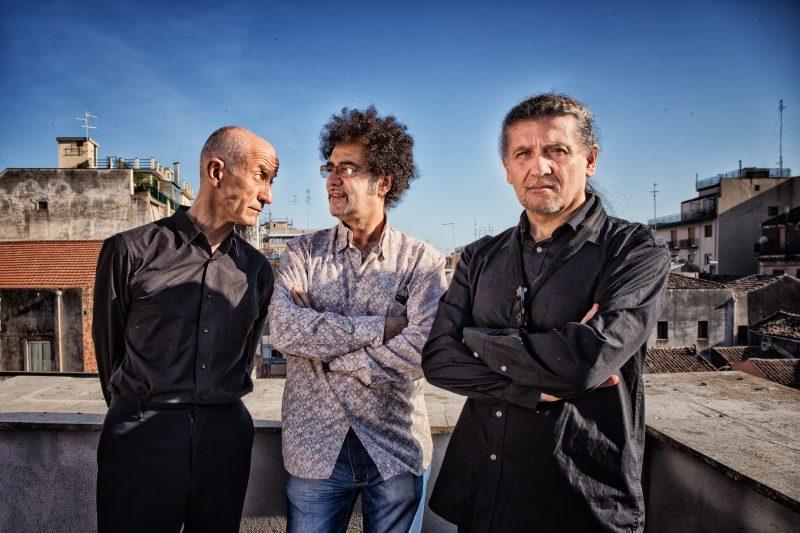 Trio. Javier Girotto.