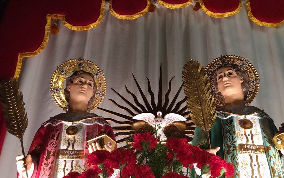 San Cosme y san Damian