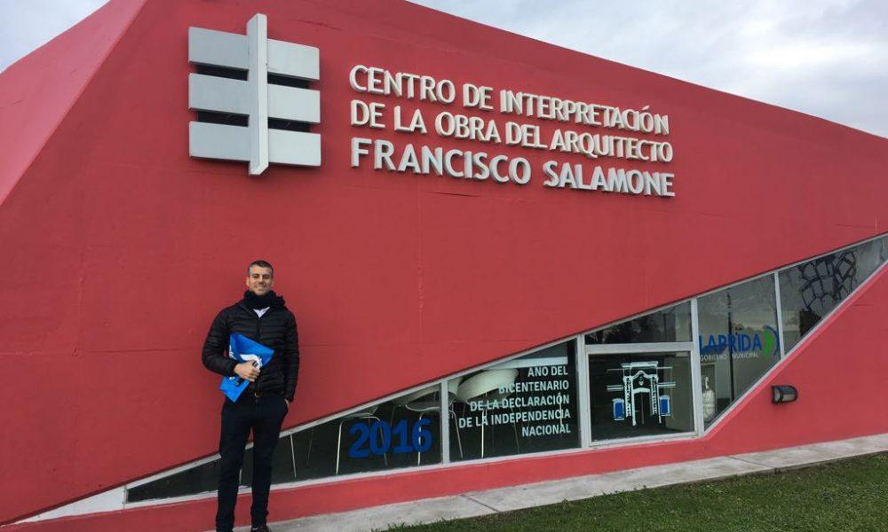 Presidente del COMITES La Plata