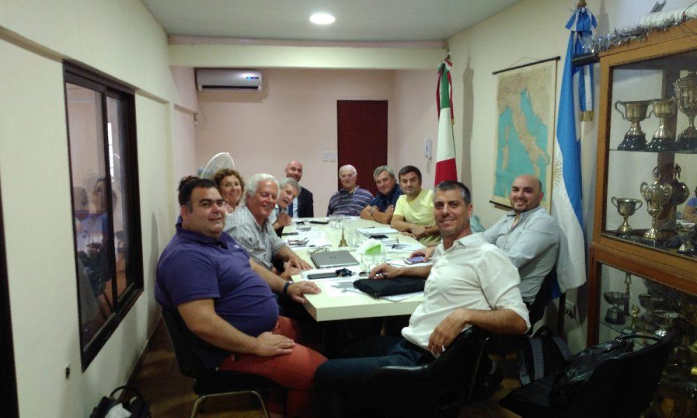 Reunión COMITES de La Plata