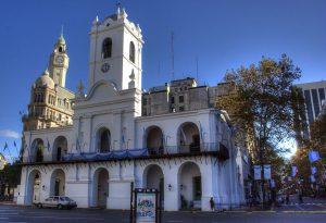 Avenida de Mayo - Cabildo