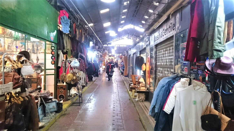 Mercado de San Telmo a Buenos Aires.