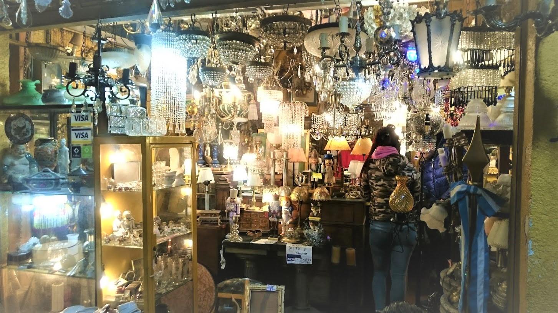 Il Mercado de San Telmo è uno dei più antichi di Buenos Aires.