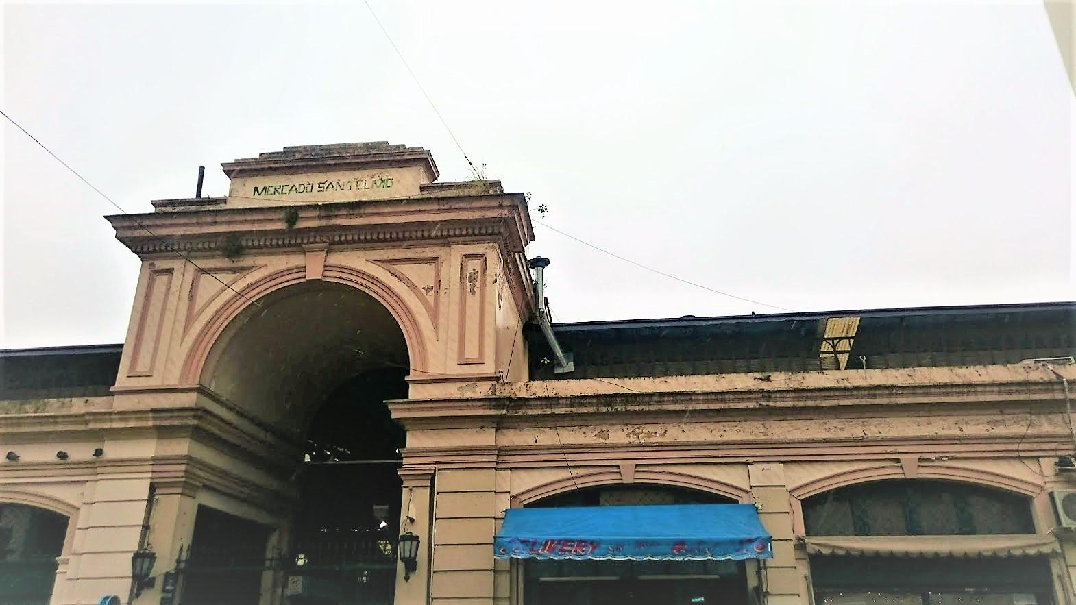 Mercado de San Telmo a San Telmo, CABA.