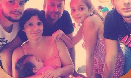 Famiglia de Mauricio Tropea