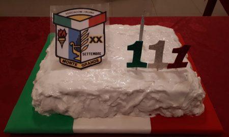 Asociación Italiana de Socorros Mutuos XX Settembre de Monte Grande