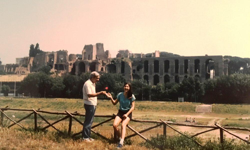 Gilda Mitidieri en Italia