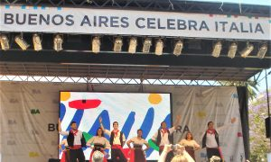 Buenos Aires Celebra Italia 2018