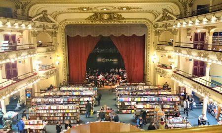 Libreria di Buenos Aires