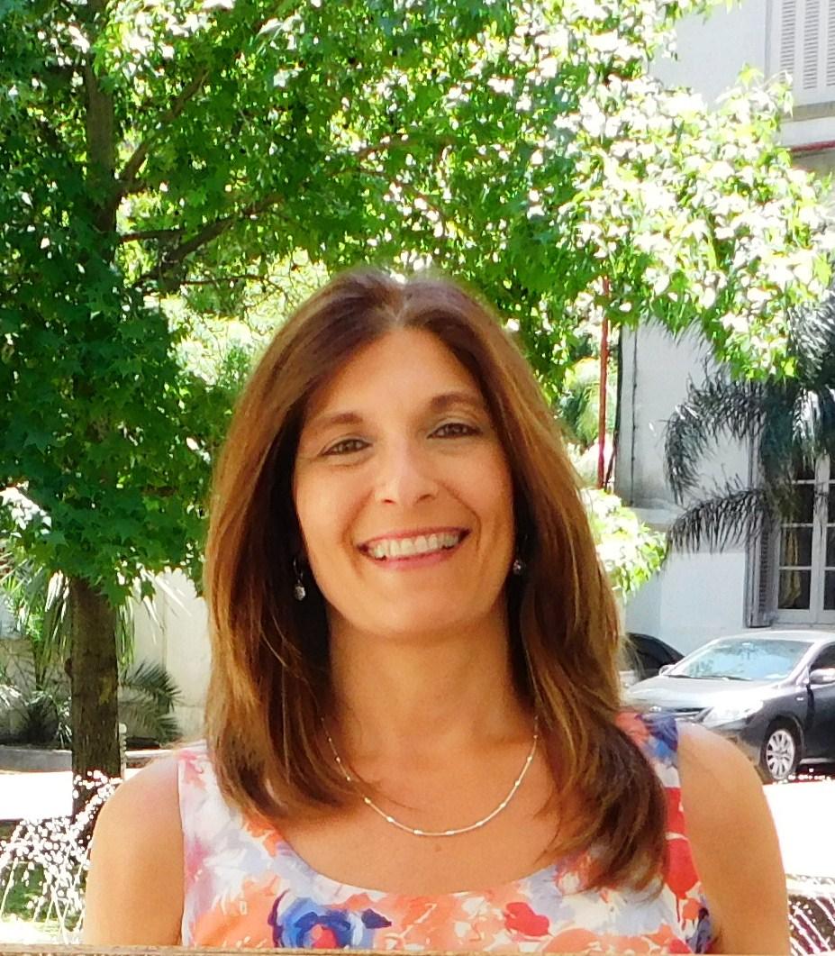 Gilda Mitidieri, año 2016.