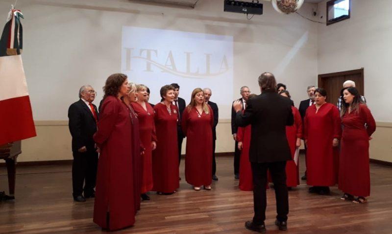 Coro de la Asociación Italiana de Monte Grande