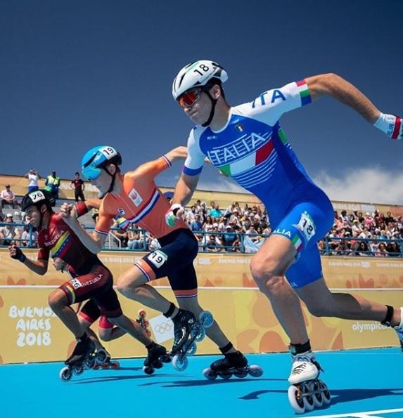 Juegos Olímpicos Buenos Aires 2018.