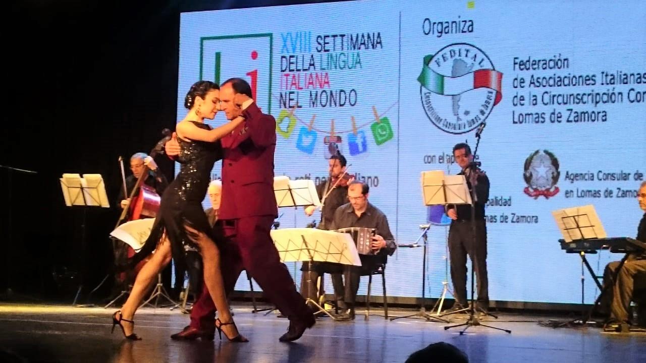 XVIII Settimana della Lingua italiana nel Mondo 2018.