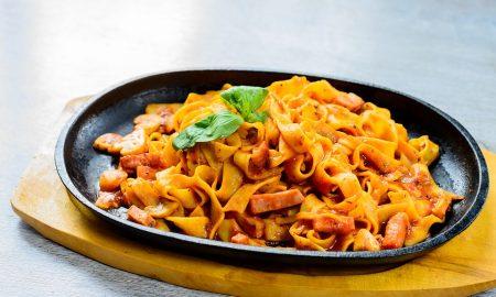 Un clásico de la cocina italiana.