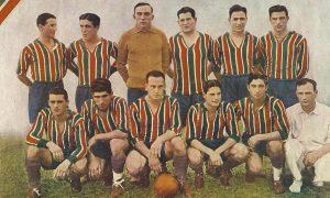 Tricolor en el José Amalfitani