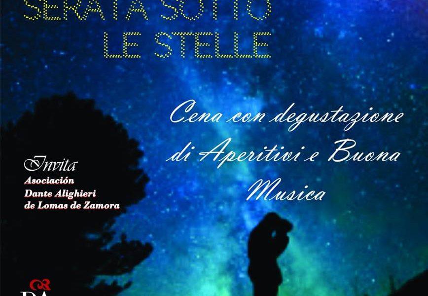 Serata sotto le stelle