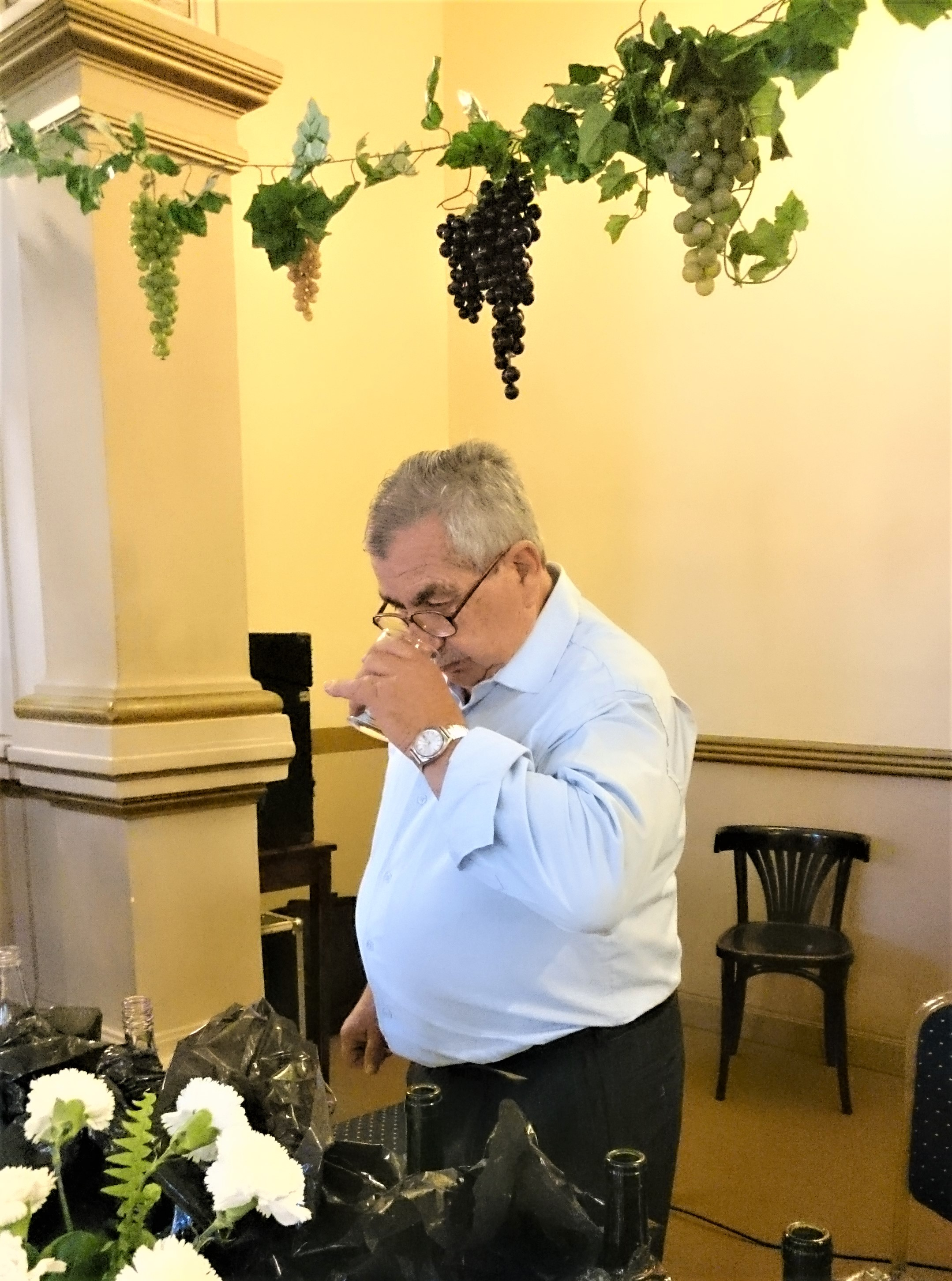 Fiesta del vino 2018. La elección de los ganadores.