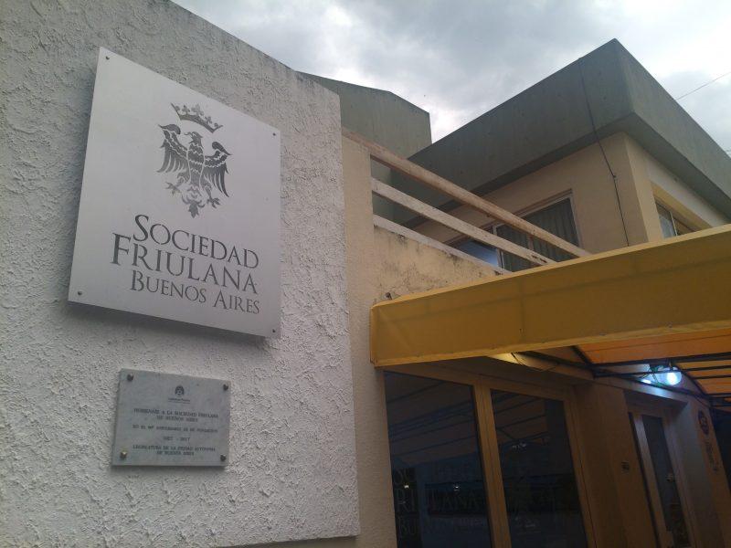 La Sociedad Friulana