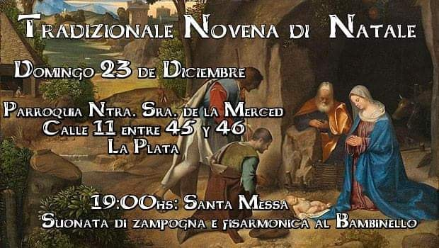 Tradizionale Novena di Natale