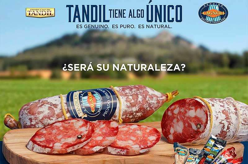 Cagnoli, una empresa italiana en Tandil.