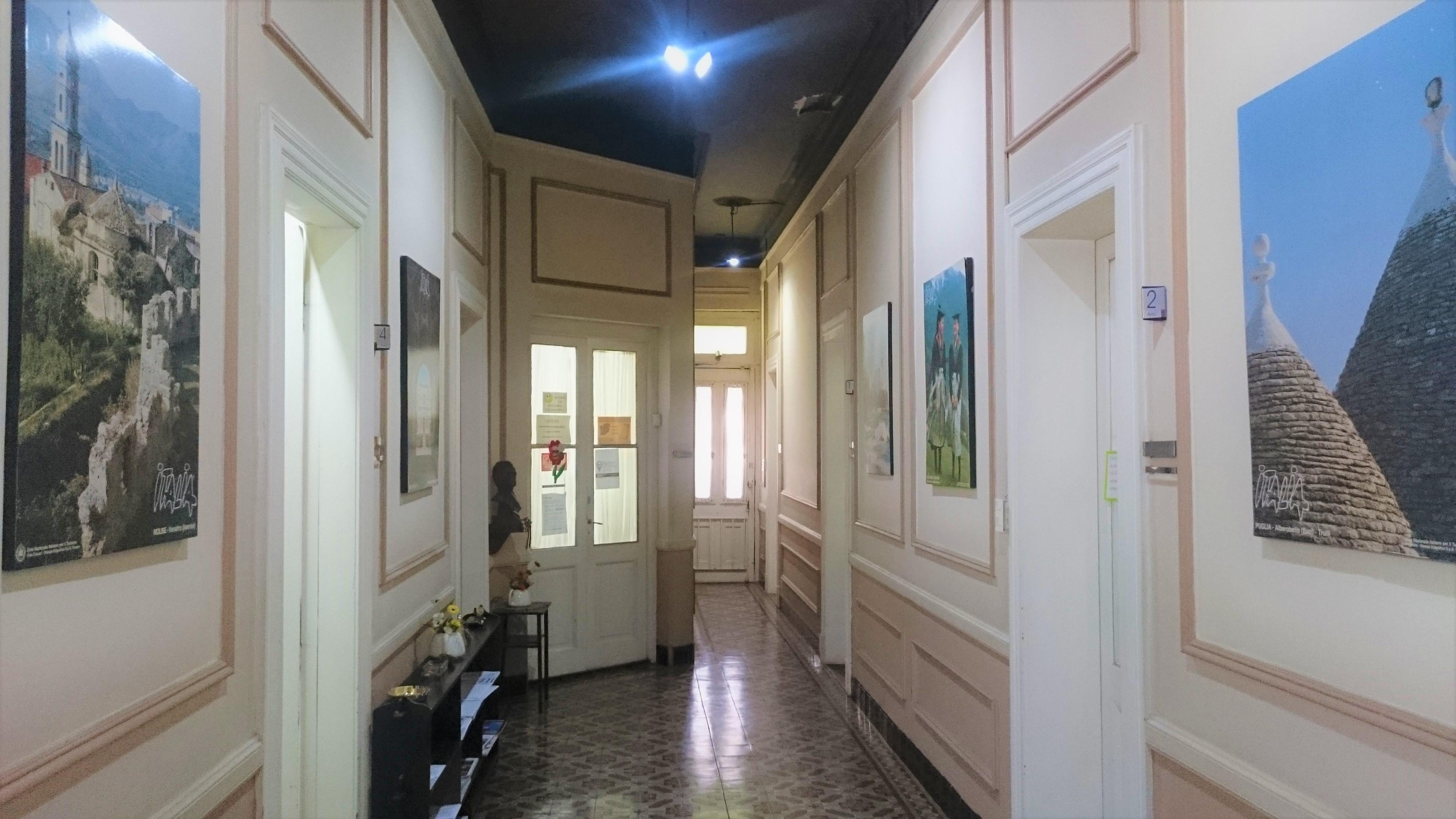 Interior De La Dante Alighieri
