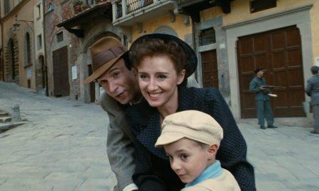 La Vida Es Bella - cine italiano