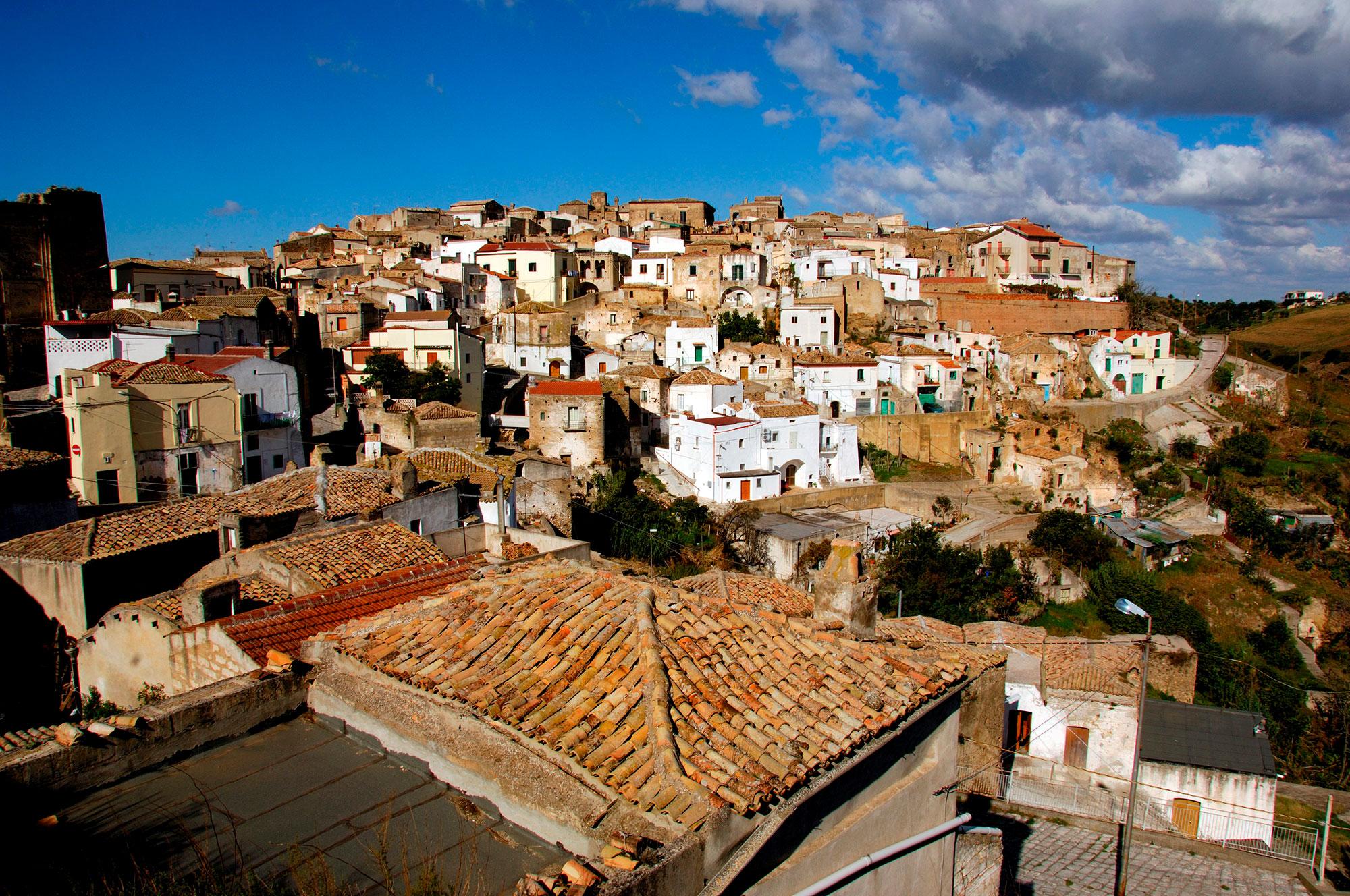 Pueblo De Grottole
