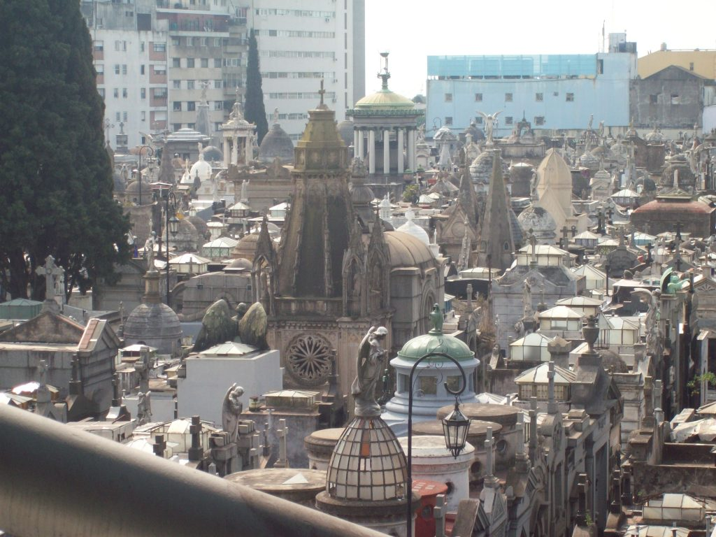 immagine del Cimitero Di Recoleta En Buenos Aires