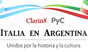 Italia En Argentina - Presentación Del Proyecto En El Diario Clarín