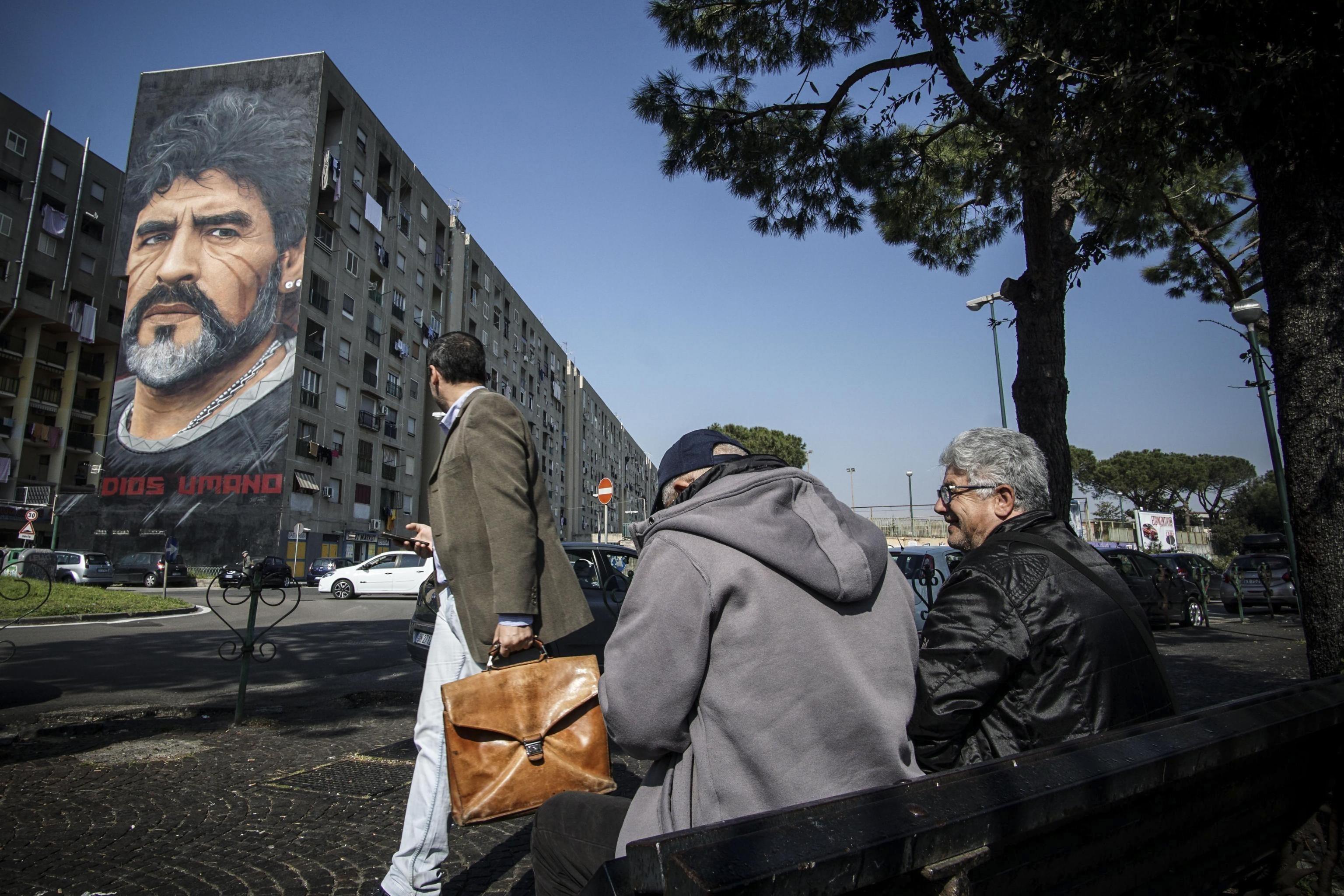 Maradona - Mural De Maradona