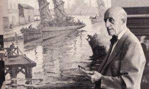 Quinquela Martín - Pintor Argentino