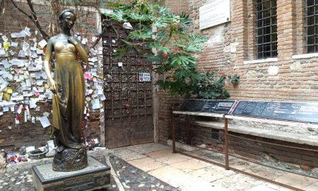Romeo y Julieta - Estatua