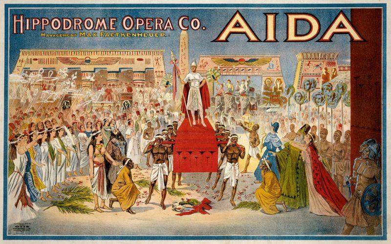 Festival Verdi - Aida debutará el viernes 27 de septiembre en el Teatro Giuseppe Verdi de Busseto, lugar natal del compositor