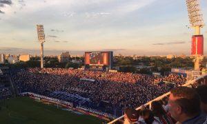 Vélez - Atardecer En El Estadio