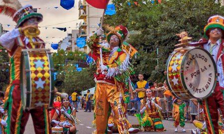 Carnaval - El Carnaval En Buenos Aires