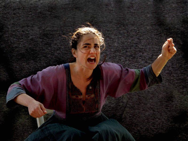 Ilaria Gelmi - Ilaria Gelmi también estuvo en Bolivia